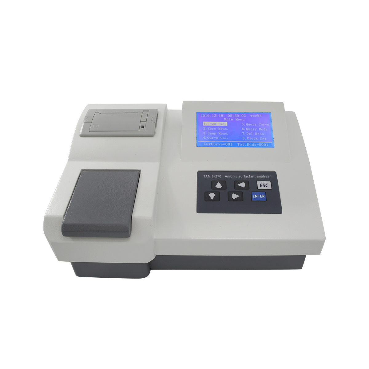 Anionic Surfactant Analyzer