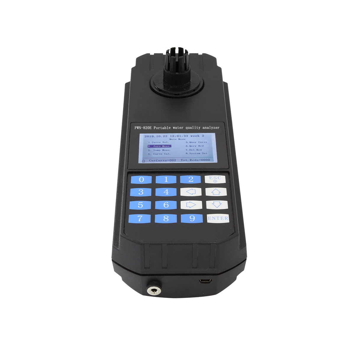 Portable Water Quality Analyzer (NH3N、TP)